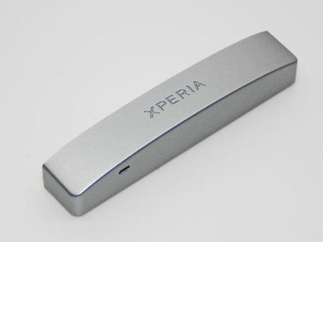 Carcasa Inferior Original De Sony Ericsson Xperia P Lt22i - Gris