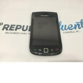 PANTALLA LCD DISPLAY + TACTIL CON MARCO ORIGINAL DE BLACKBERRY 9800