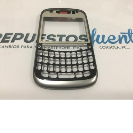 CARCASA FRONTAL ORIGINAL DE BLACKBERRY 9320 - GRIS