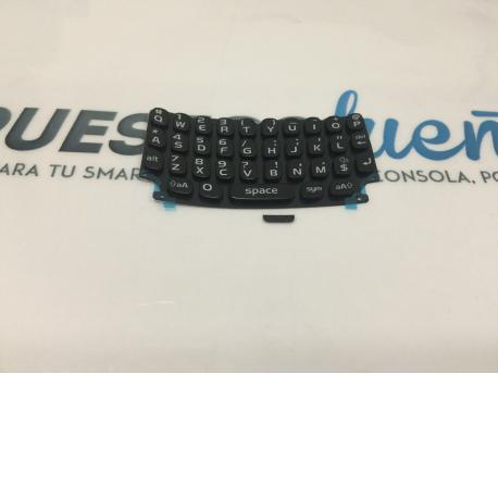 Teclado Original Para Blackberry 9360 Negra