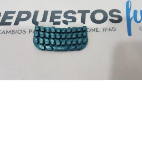 Teclado BLACKBERRY CURVE 8520 Azul