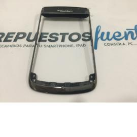 MARCO FRONTAL ORIGINAL DE BLACKBERRY 9700 NEGRA