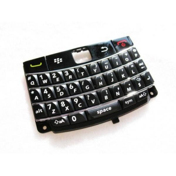 TECLADO ORIGINAL BLACKBERRY 9700 NEGRA