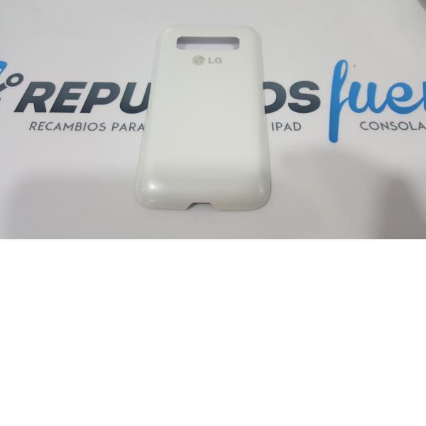 TAPA TRASERA ORIGINAL LG E510 OPTIMUS HUB