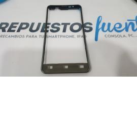 CARCASA FRONTAL ORIGINAL LG P875 OPTIMUS F5 L7 4G NEGRA