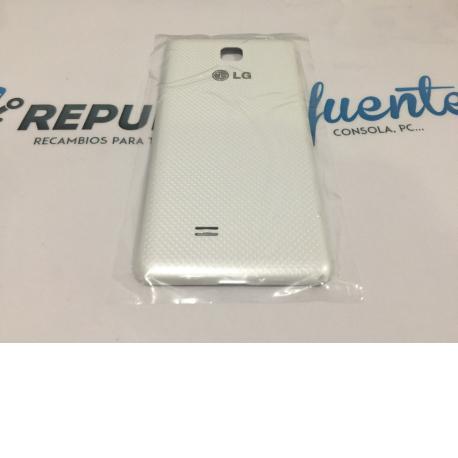 Tapa Trasera Original LG P875 Optimus F5 L7 4G Blanca