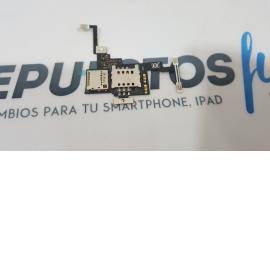 MODULO TARJETA SIM SD + FLEX BOTONES P880 OPTIMUS 4X HD