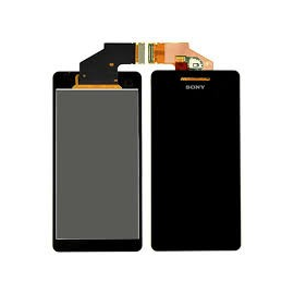 Pantalla lcd + tactil Sony Xperia V LT25i negra