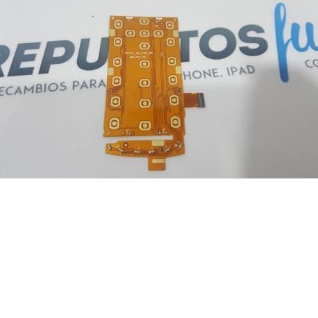 Flex Teclado Motorola EX211 GLEAM