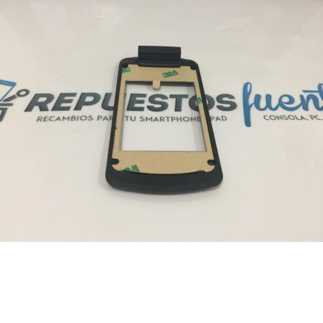 Carcasa Tapadera Motorola EX211 GLEAM Negra