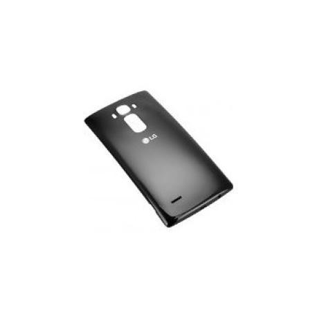 Carcasa Tapa Trasera de Bateria Original para LG H955 G Flex 2 - Negra
