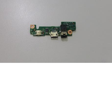Modulo de carga + Jack de audio y boton reset tablet Acer Iconia w4-820 - Recuperado