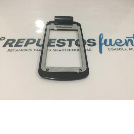 CARCASA TAPA FRONTAL ORIGINAL DE MOTOROLA WX308 GLEAM + NEGRA
