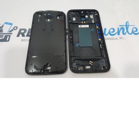 Carcasa Intermedia Motorola Moto G (3rd Generación) G3 - Negra