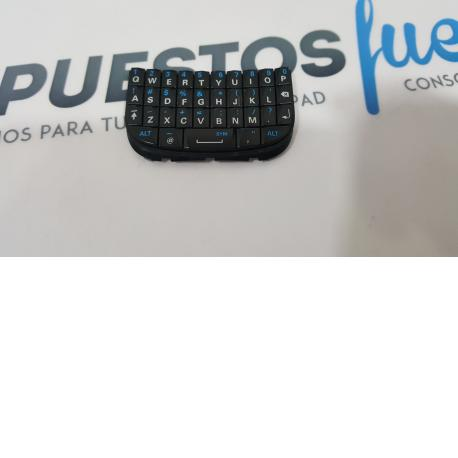 TECLADO XT311 FIRE BLACK (DOMINO Q)