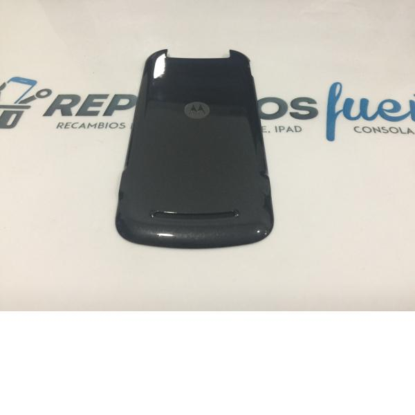 TAPA TRASERA ORIGINAL DE MOTOROLA WX308 GLEAM + NEGRA
