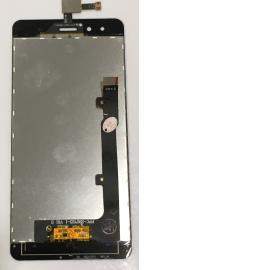 REPUESTO PANTALLA LCD DISPLAY + TACTIL PARA BQ AQUARIS X5 BLANCA - REMANUFACTURADA