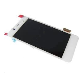 Pantalla lcd + tactil Alcatel Touch 6010 Star blanca