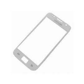 Samsung Galaxy s i9000 I9001 Cristal BLANCO Gorilla Glass