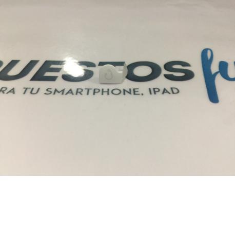 Tapa Protectora Ranura De Jack De Audio Original Sony Xperia Go st27i - Blanco