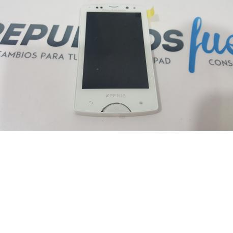 Pantalla Tactil + LCD Display digitalizador Sk17i mini pro Blanca