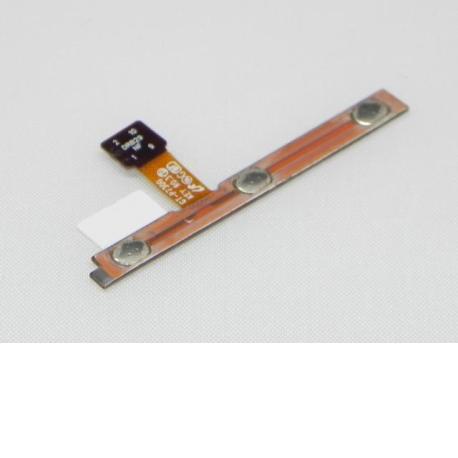 Flex Con Botones De Volumen Y Bloqueo Original Samsung Galaxy TAB 8.9 P7300