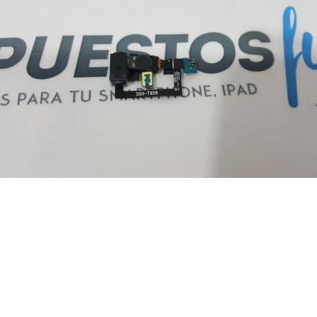 FLEX AURICULAR + JACK AUDIO SAMSUNG GALAXY S I9000 I9001