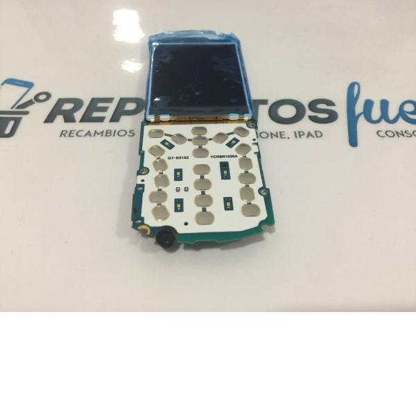 PLACA + LCD ORIGINAL DE SAMSUNG GT E2152
