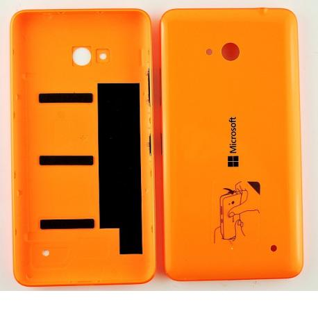 Tapa Trasera de Bateria Original para Microsoft Lumia 640 - Naranja
