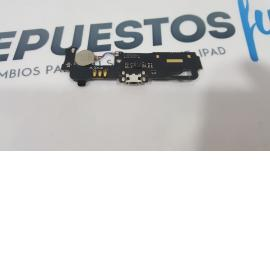 MODULO CARGADOR + VIBRADOR PARA VODAFONE SMART ULTRA 6 VF995 - RECUPERADO