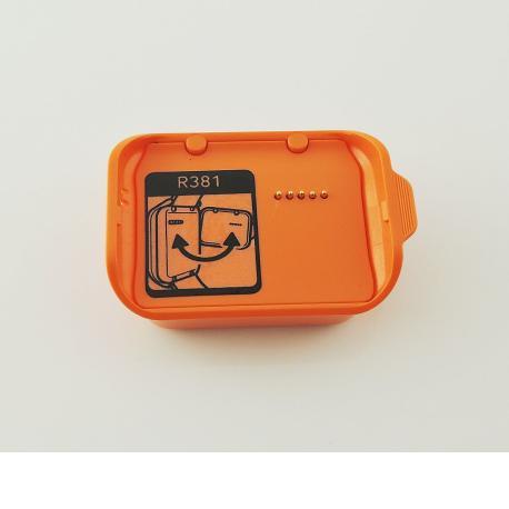 Cargador Dock R381 para Samsung Pro Gear 2 Neo - Naranja