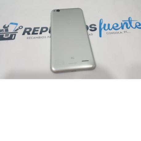 Tapa Trasera para Vodafone Smart ultra 6 VF995 Plata - Recuperada