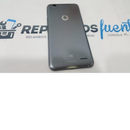 Tapa Trasera para Vodafone Smart ultra 6 VF995 Gris Oscuro - Recuperada