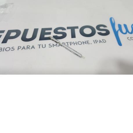 Botones Volumen + Encendido De Tapa para Vodafone Smart ultra 6 VF995 Plata - Recuperado