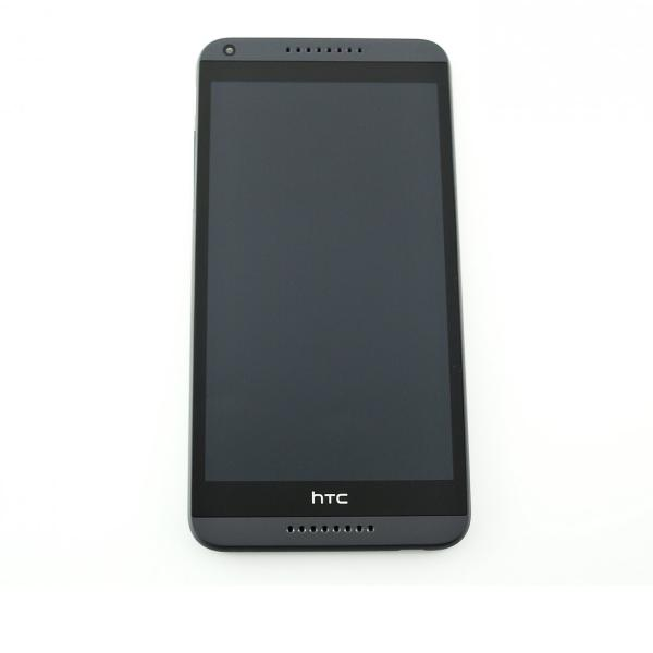 PANTALLA LCD DISPLAY + TACTIL CON MARCO ORIGINAL PARA HTC DESIRE 816 - NEGRA / GRIS