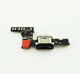 FLEX DE CONECTOR DE CARGA MICRO USB Y MICROFONO PARA HUAWEI P9