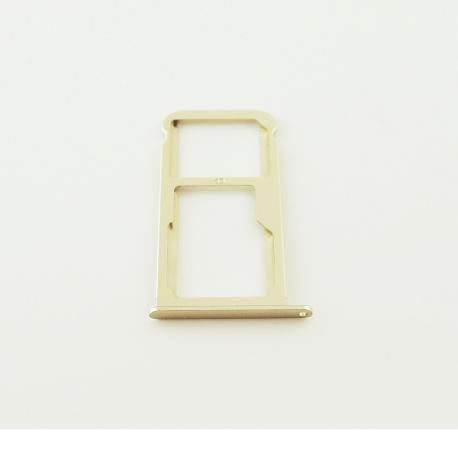 Bandeja de Tarjeta SIM y SD para Huawei P9 - Oro
