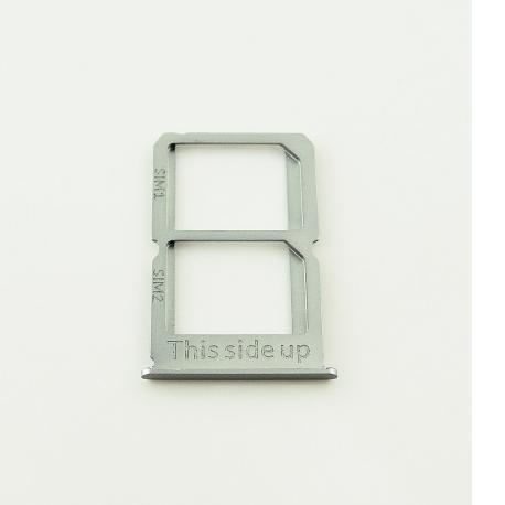 Bandeja de Tarjeta SIM Dual para Oneplus 3 - Gris