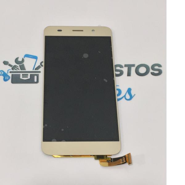 PANTALLA LCD DISPLAY + TACTIL PARA HUAWEI Y6 4G / HONOR 4A - ORO