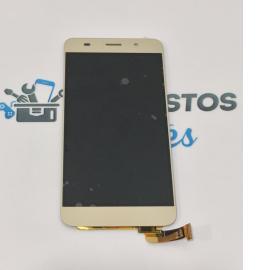 PANTALLA LCD DISPLAY + TACTIL PARA HUAWEI Y6 4G / HONOR 4A - ORO