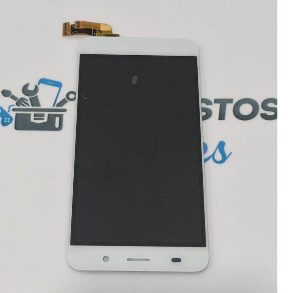 PANTALLA LCD DISPLAY + TACTIL PARA HUAWEI Y6 4G / HONOR 4A - BLANCA