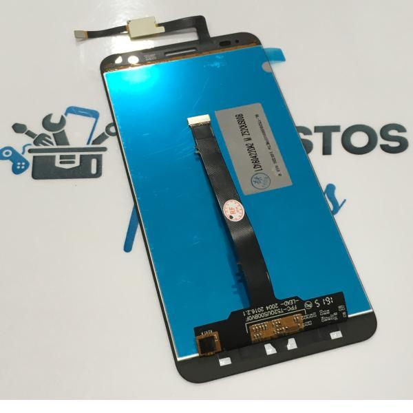 PANTALLA LCD DISPLAY + TACTIL PARA ZTE BLADE V7 - NEGRA