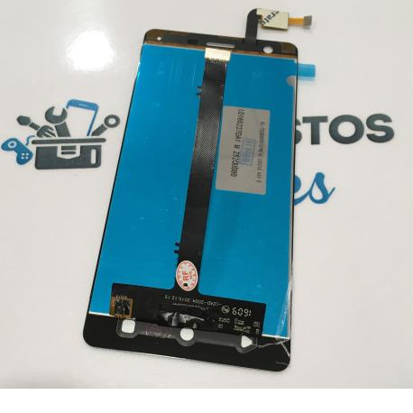 Pantalla LCD Display + Tactil para Zte Blade V770 / Orange Neva 80 - Negra