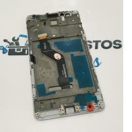 PANTALLA LCD DISPLAY + TACTIL CON MARCO PARA HONOR 5X / X5 / HUAWEI GR5 - BLANCO