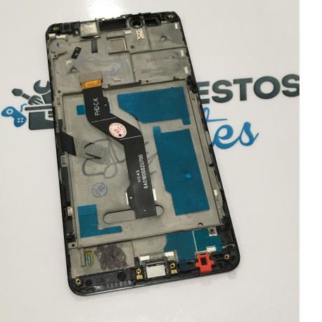 PANTALLA LCD DISPLAY + TACTIL CON MARCO PARA HONOR 5X / X5 / HUAWEI GR5 - NEGRA