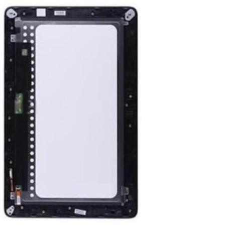PANTALLA LCD DISPLAY + TACTIL CON MARCO PARA ASUS TRANSFORMER BOOK T200 T200TA - NEGRA