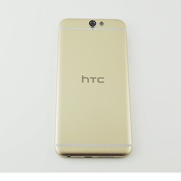 CARCASA TAPA TRASERA DE BATERIA CON LENTE ORIGINAL PARA HTC ONE A9 - ORO