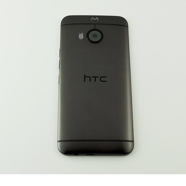 CARCASA TAPA TRASERA DE BATERIA CON LENTE PARA HTC ONE M9+ PLUS - NEGRA
