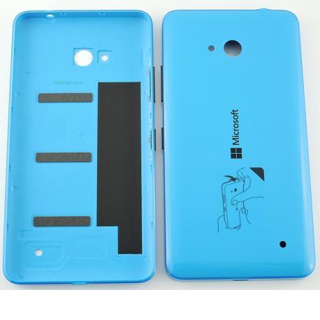Carcasa Tapa Trasera de Bateria Original para Microsoft Lumia 640 - Azul