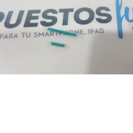 BOTONES VOLUMEN + ENCENDIDO ORIGINAL WIKO RAINBOW S5500 AZUL - RECUPERADO